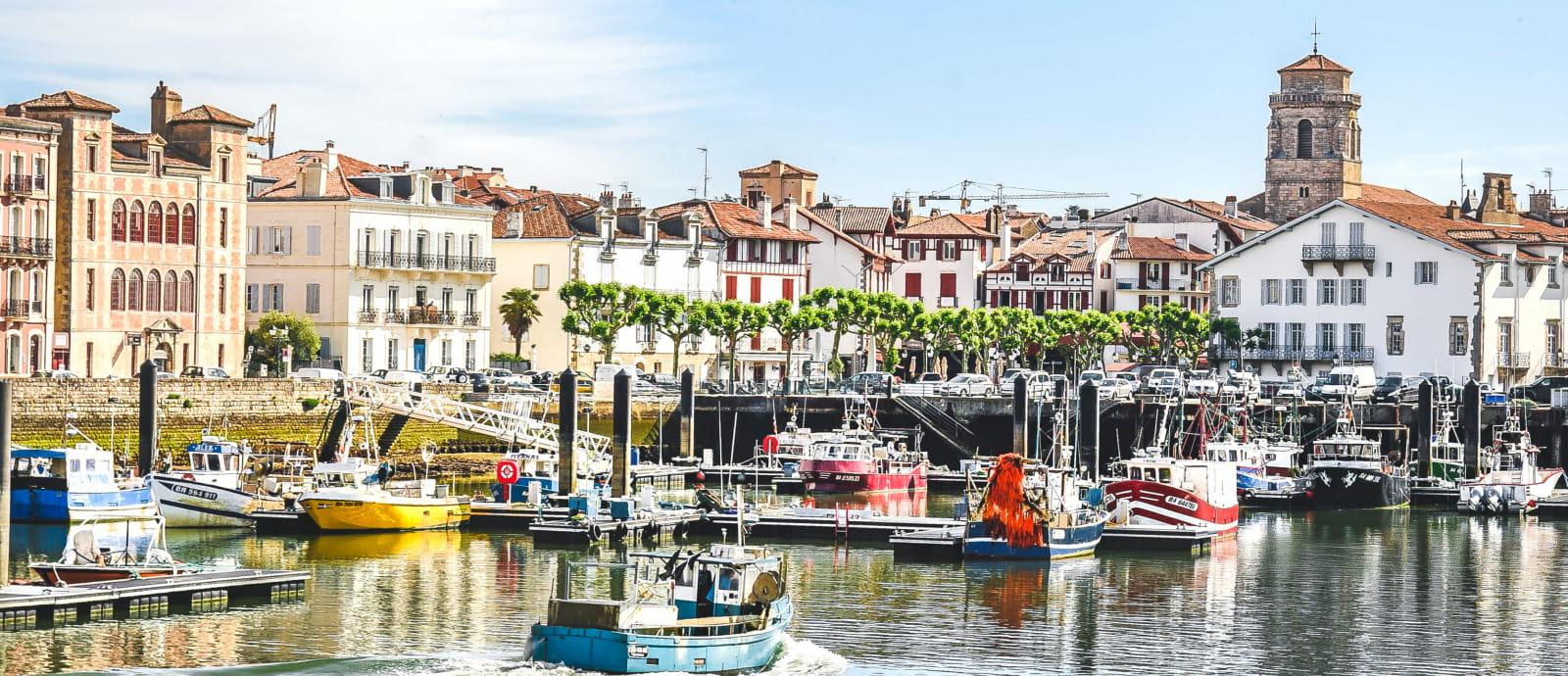 Port St Jean de Luz